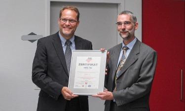 Zertifikat NBS ag Jörg Nickel